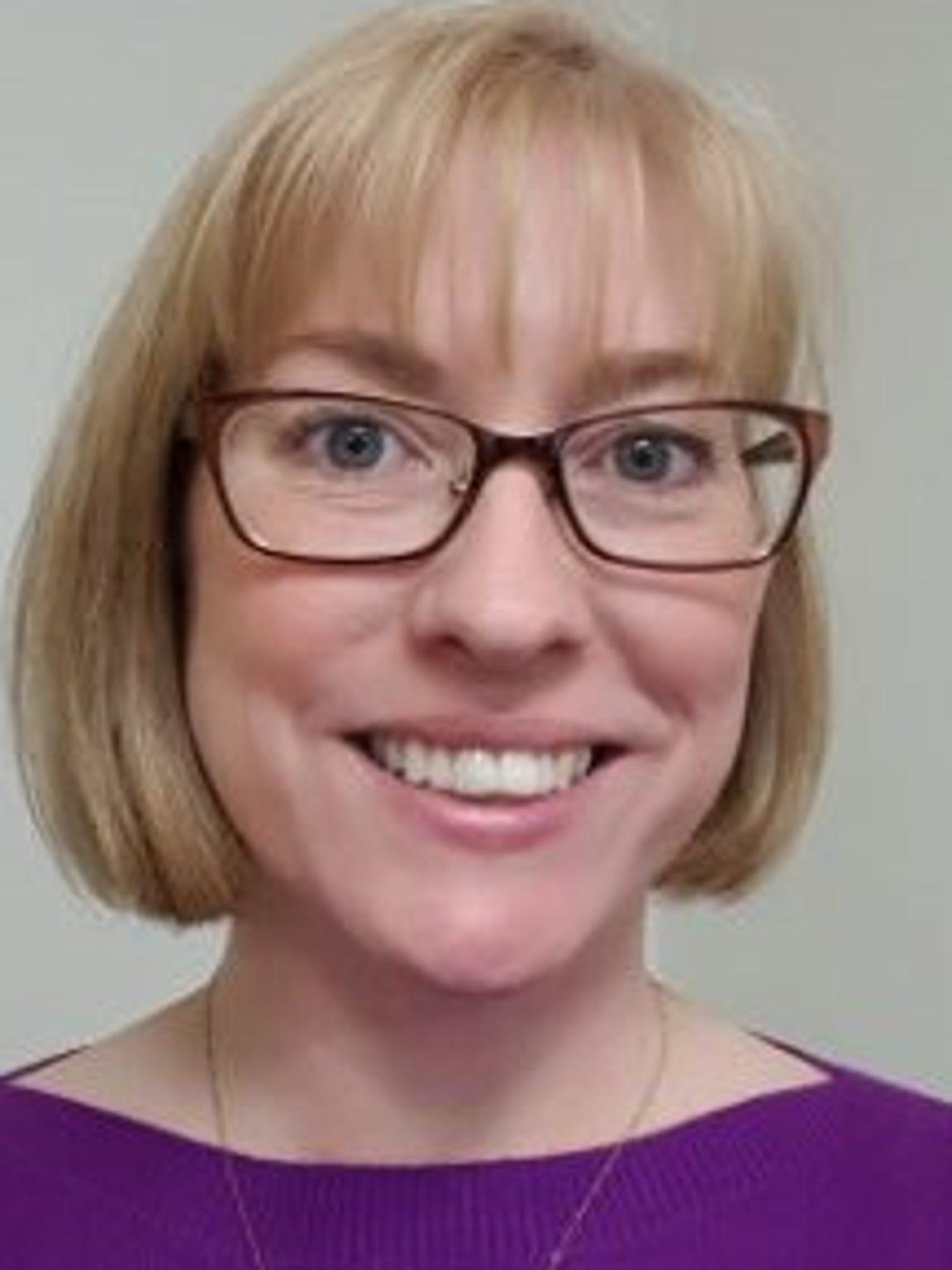 Melanie Rhodes, food writer