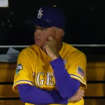 Whew! LSU holds on to beat Georgia, 7-6, for SEC sweep