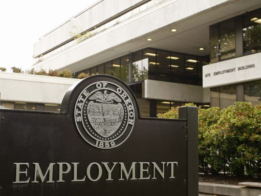 OREGON EMPLOYMENT DEPARTMENT