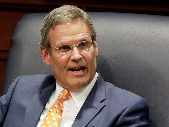 Gov. Bill Lee says Tennessee won't stop resettling refugees for at least a year under an option offered to states by President Donald Trump's administration.