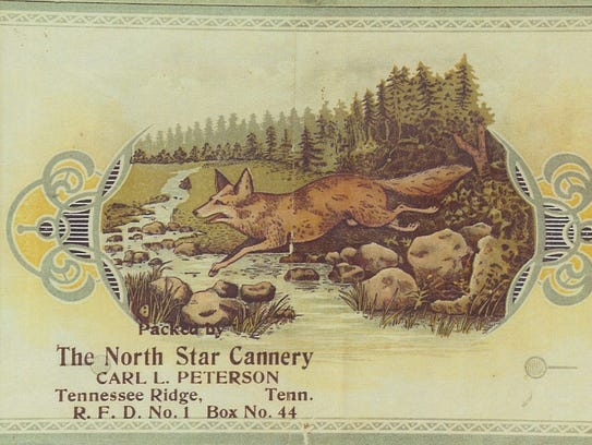 Cannery label