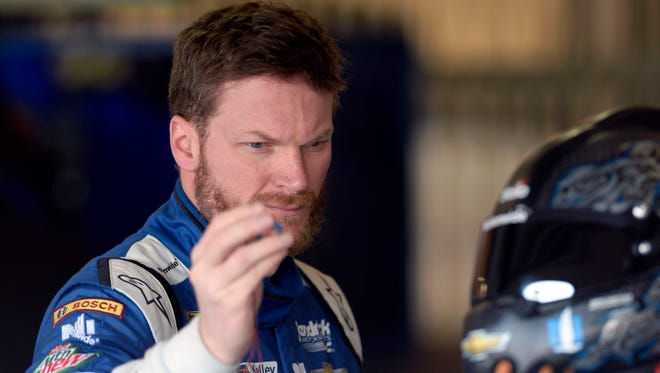 Dale Earnhardt Jr. says NASCAR has come a long way in safety measures, but there still is much to be done.