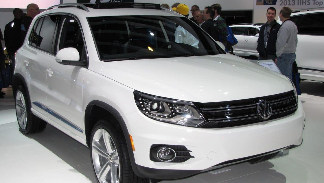 2016 Volkswagen Tiguan Packs A Punch