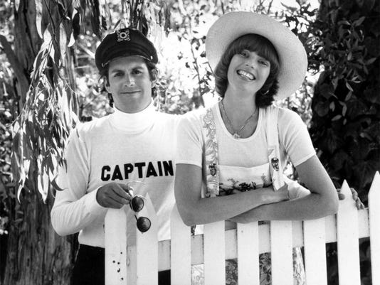 Daryl Dragon of Captain   Tennille has died in Prescott at 76 58074a810998