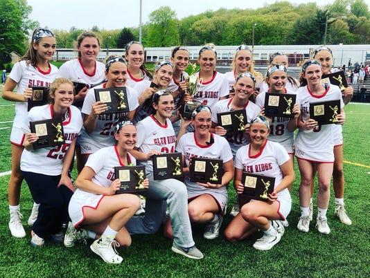 Glen Ridge girls lacrosse