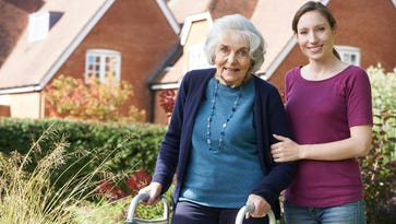 Is your aging loved one still safe living at home? Watch for these warning signs