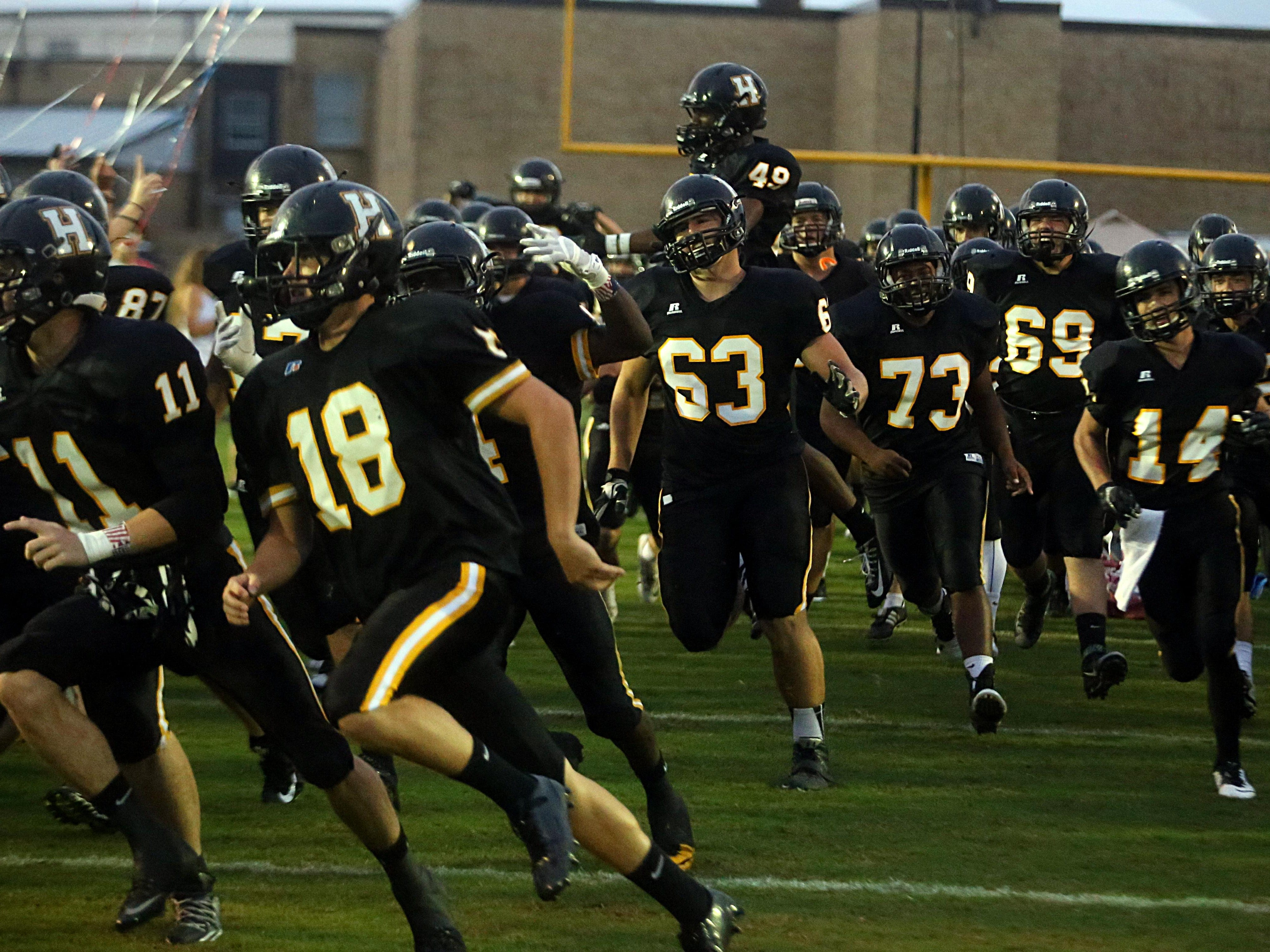 Hendersonville has won its opening game in the playoffs in each of the last three seasons.