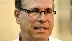 Mike Braun, a Republican Senate candidate, brings casual attire but serious business credentials