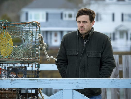 "Casey Affleck stars in ""Manchester By The Sea."""