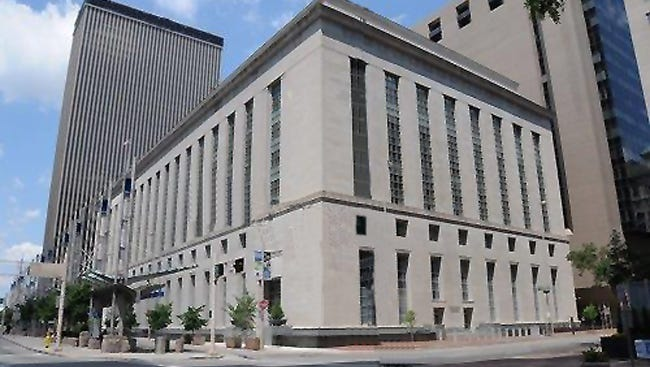 The U.S. Sixth Circuit Court of Appeals is located at the Potter Stewart Courthouse in Cincinnati. The court heard oral arguments in two cases about in June 2017 that dealt with religion and government.