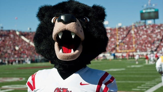 The University of Mississippi is again considering a mascot change.