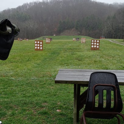 The Zanesville Rifle Club is hosting a deer sight-in