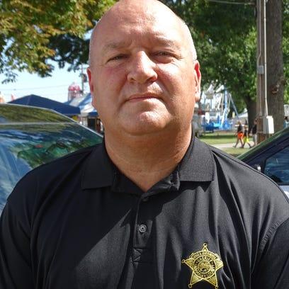 Sandusky County Sheriff Captain Steve Stotz named to