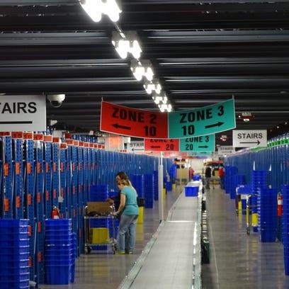 Fanatics Inc. in Frazeysburg is hiring 1,500 temporary