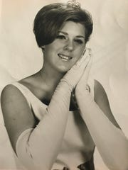 Susie Wasdin was homecoming queen her senior year at Cocoa Beach High School.