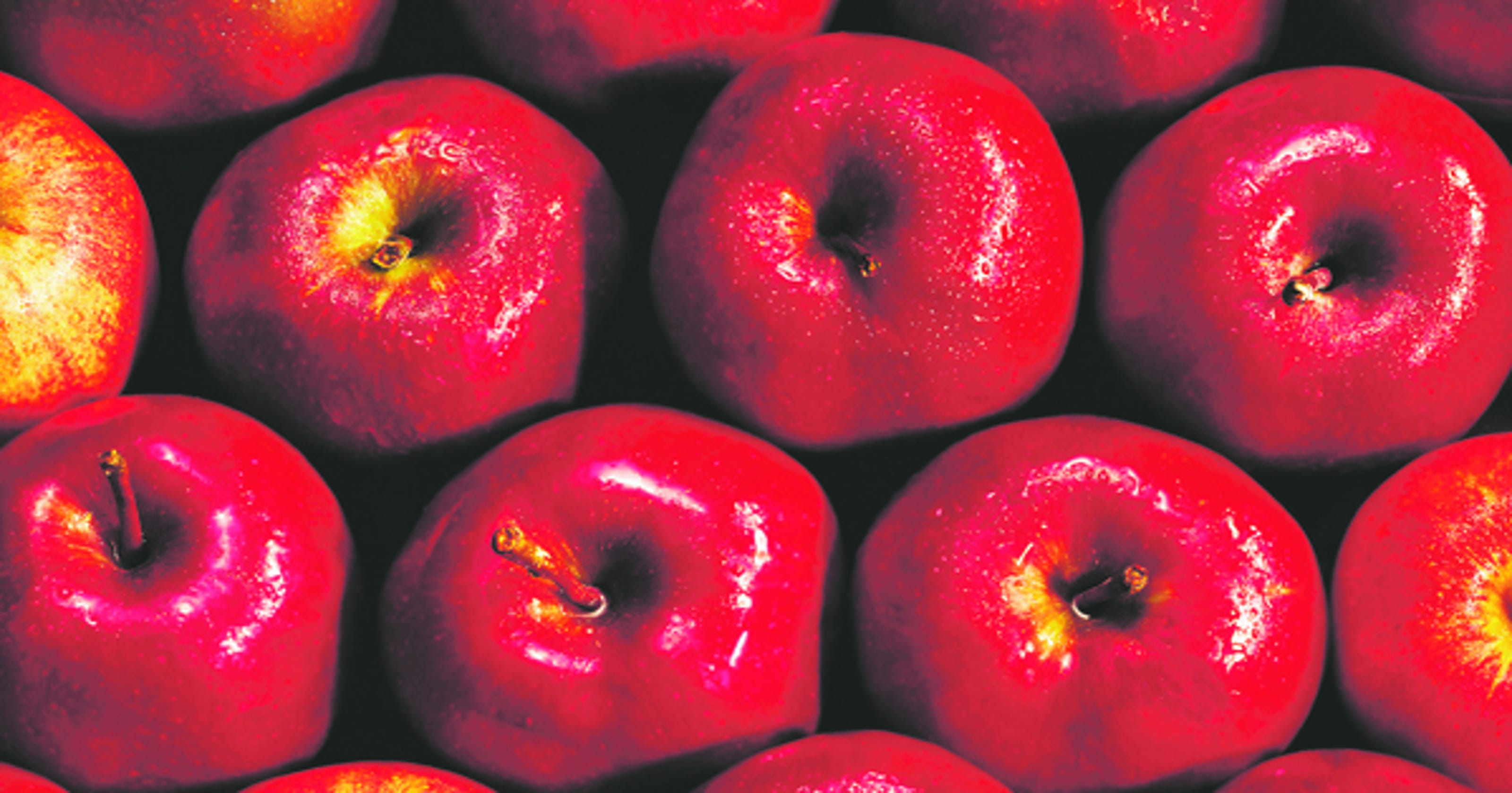 Iowa Is Famous For Corn Soybeans And The Red Delicious Apple