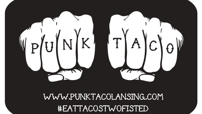 The logo for Punk Taco, a taqueria and tamale joint slated to open in the spring of 2016.