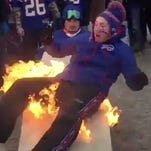 8 crazy things Bills fans have done tailgating