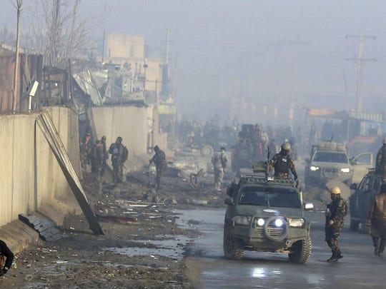 Afghanistan Peace Talks Q&A