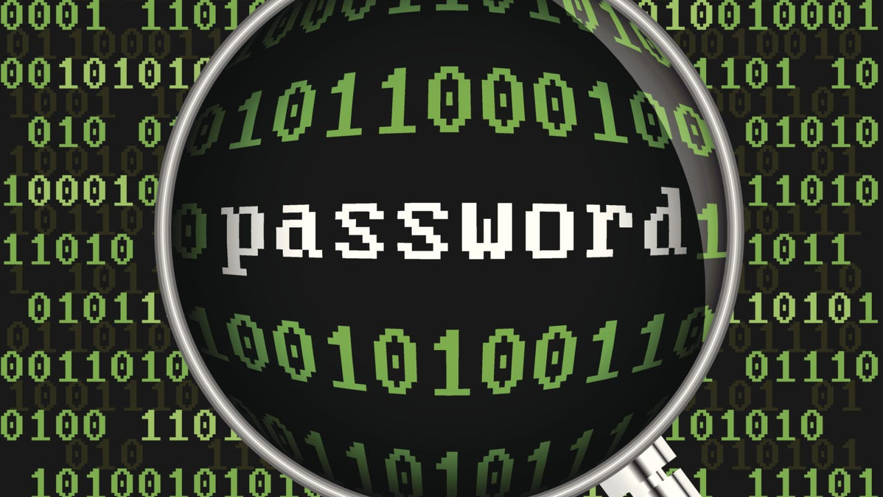 Steps for crafting the perfect password