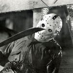 """Macabre killer Jason Vorhees in a scene from """"Friday the 13th, A New Beginning."""""""