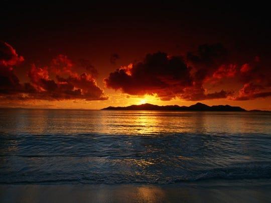 Sun sets on summer — a melancholy sight.