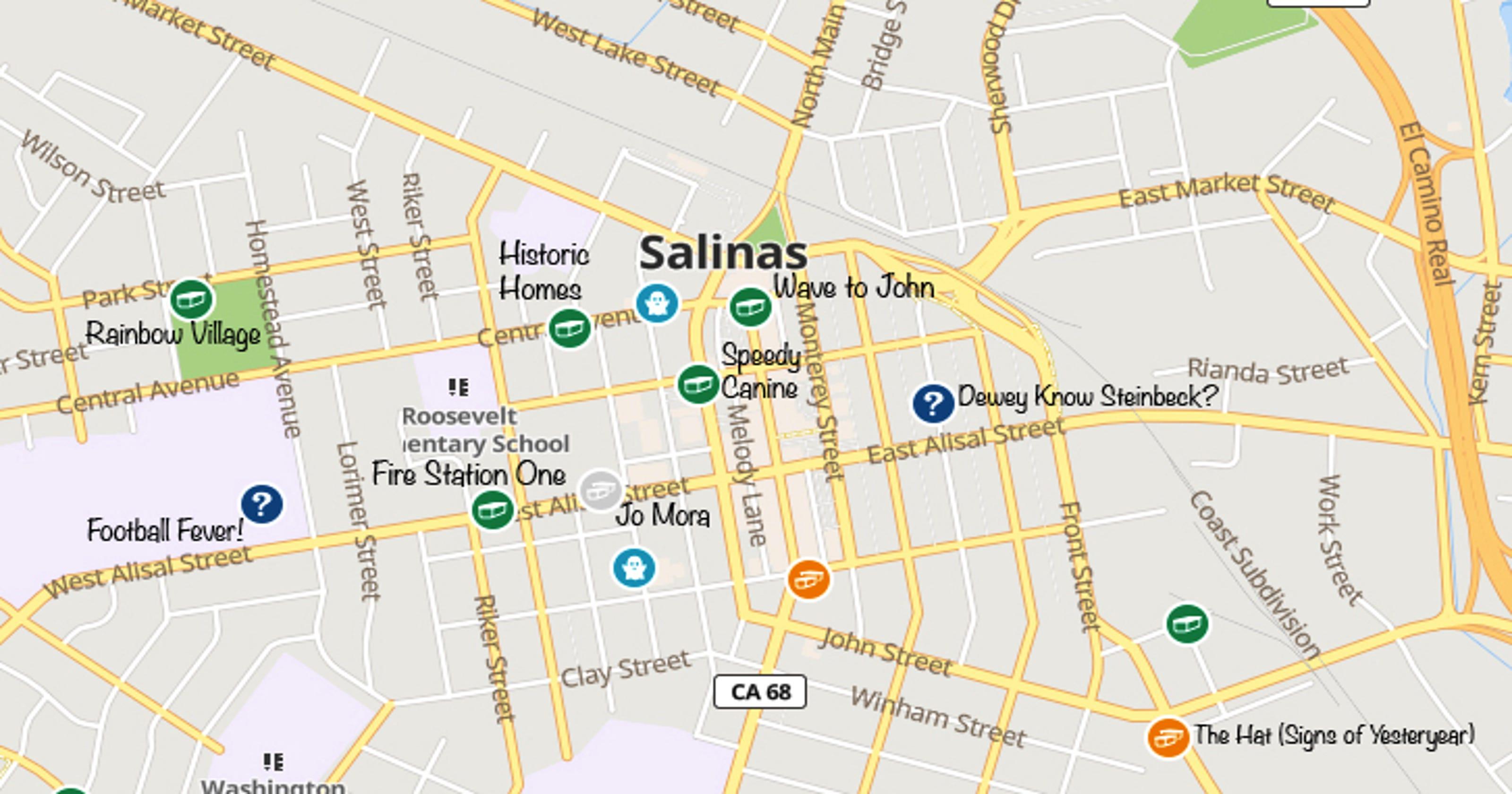 Hometown treasure on san diego county zip map, geocaching utah map, cache map, waypoint map,