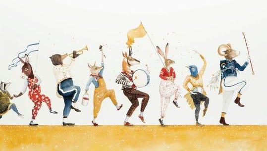 Michelle Lassaline is the Reno artist behind this year's 2016 Artown poster.