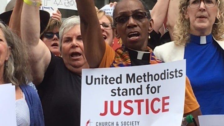 "Women religious leaders denounce ""zero tolerance'' policy"