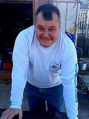 Clyde Leonard, 44, died Feb. 14, 2016, after he was stabbed at a Port Aransas bar.
