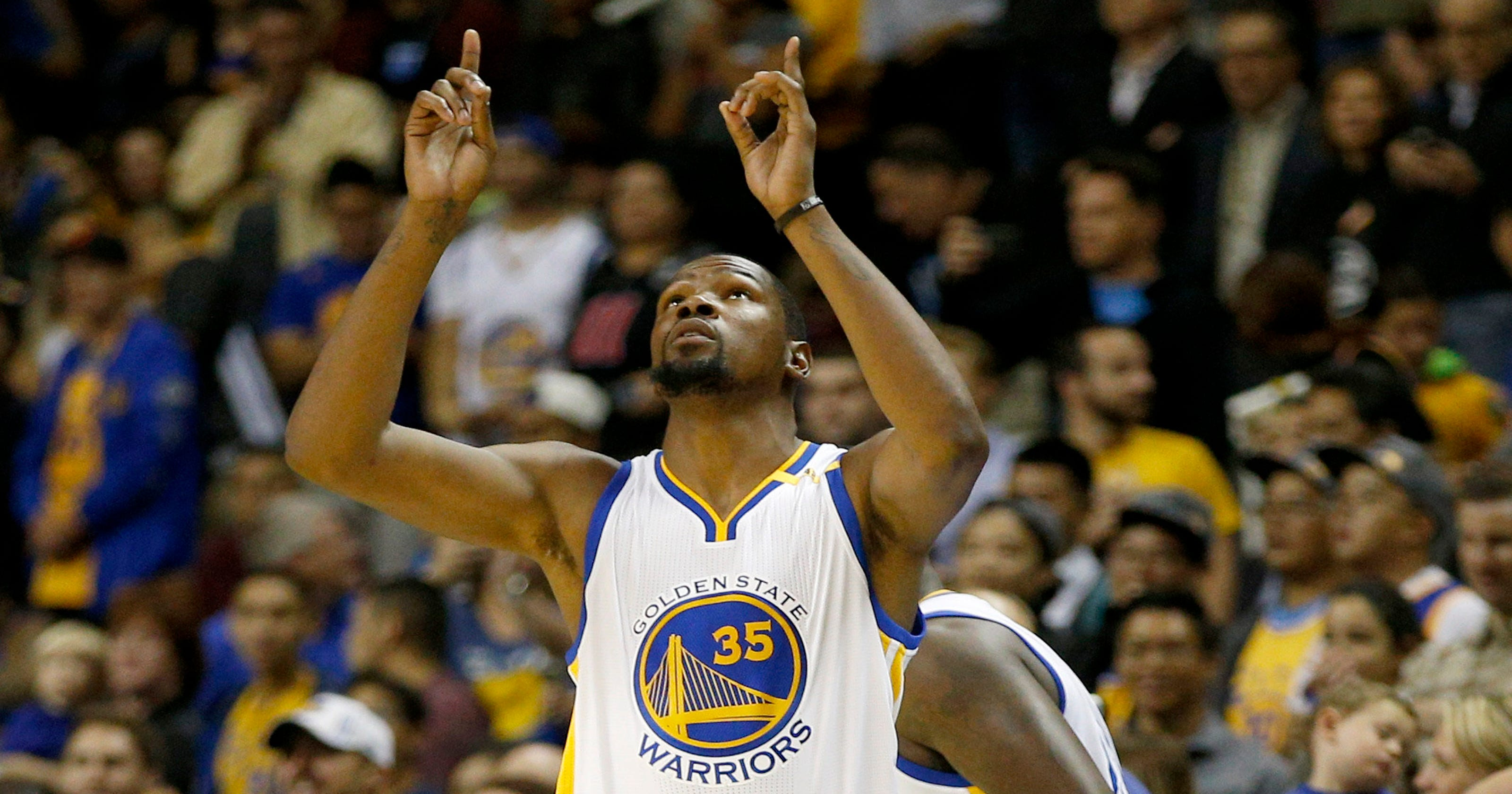 2fd9b0afb44 There s no downside to Kevin Durant on Warriors