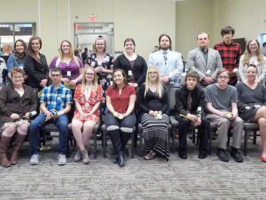 Terra State Community College's Alpha Mu Epsilon chapter