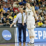 Michigan needs to play better vs. Texas A&M, and it starts with Mo Wagner