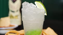 The original margarita is made with Sauza Blue Reposado
