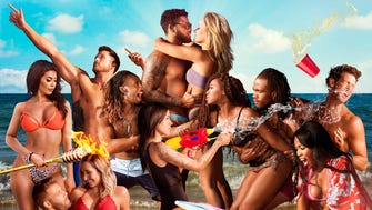 "MTV's ""Ex on the Beach"""