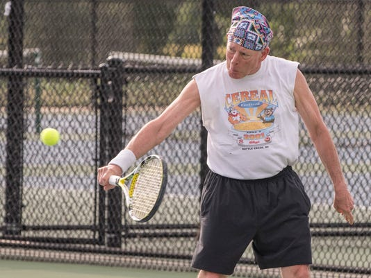 Adult Tennis 2
