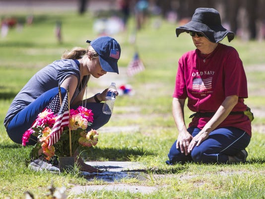 Mesa Memorial Day remembrance