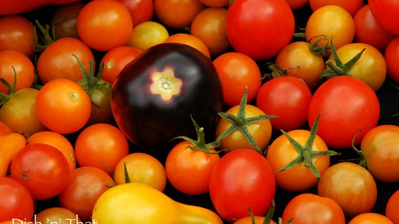 Garden tomatoes are reason to celebrate with the Great Hudson Valley Tomato Taste Fest.
