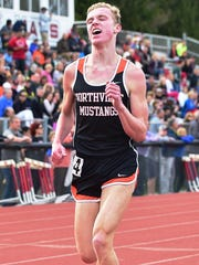 Northville's Kenny Goolsby was regional champion in