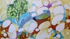 Art piece by Kay Jekinek