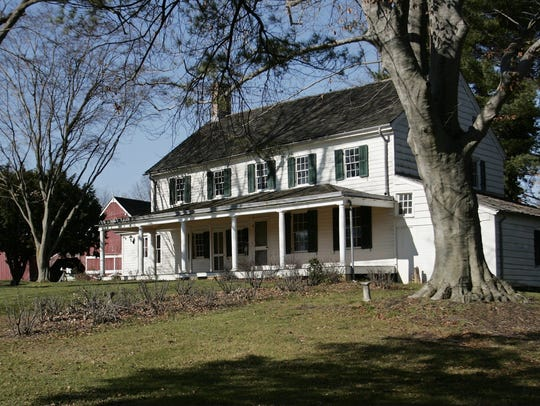 The Parker Homestead at 235 Rumson Road in Little Silver.