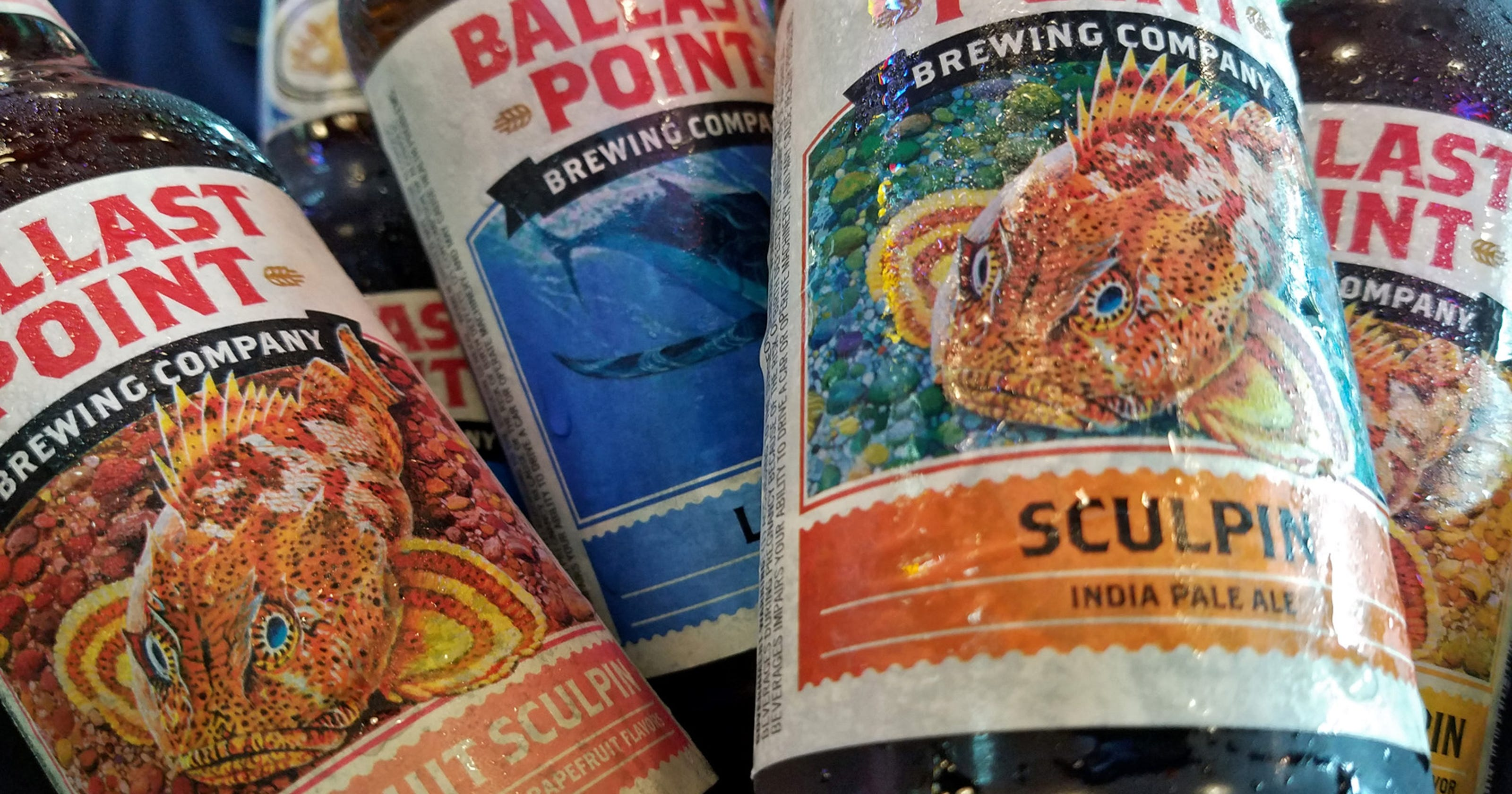 TRN's Brew Review: San Diego's Ballast Point to debut beers