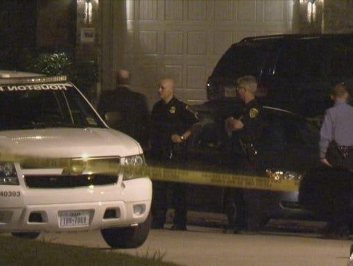 Murder-suicide investigation on Lake Prince Lane