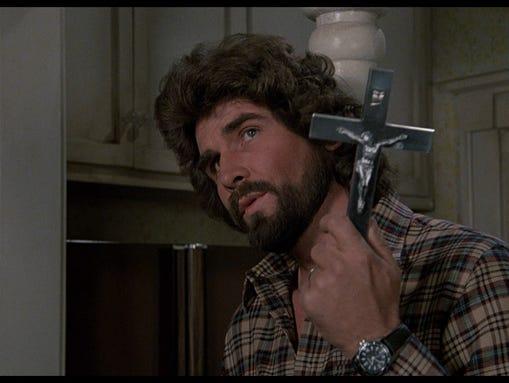 "James Brolin in ""Amityville Horror."""
