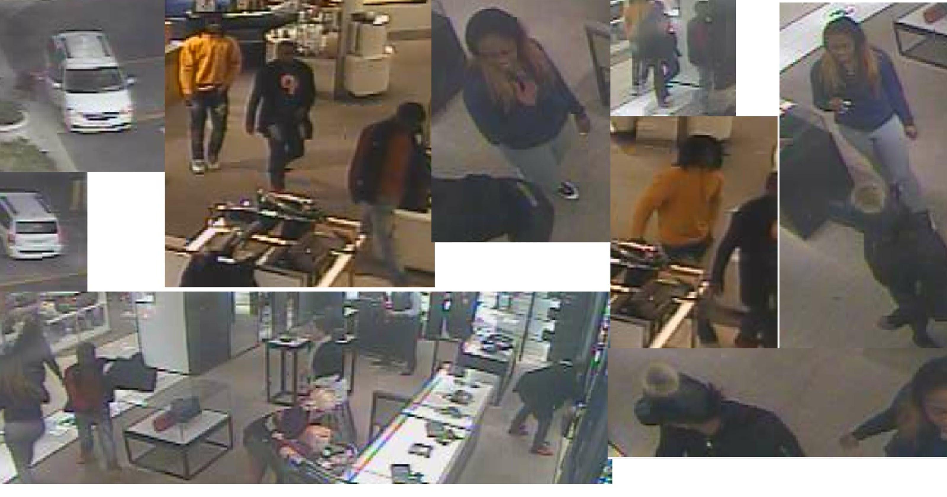 e5c369ac554940 Watch Nashville Nordstrom $50K purse theft in broad daylight