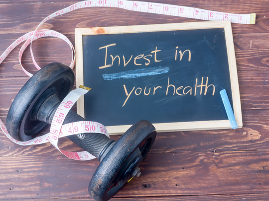 You can take steps to invest in your health. But it's
