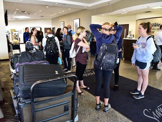 Nurses from NJ volunteer to work in Houston to help out in wake of Hurricane Harvey