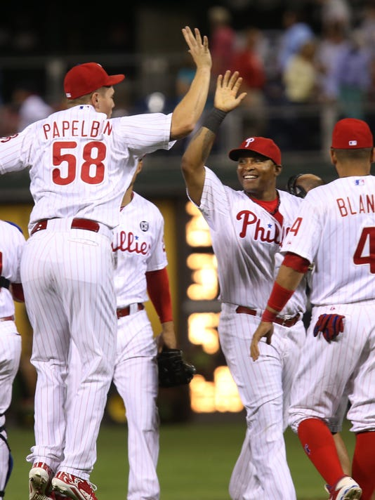 Cardinals Phillies Baseball