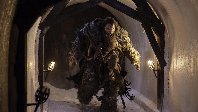 Neil Fingleton appeared on HBO's 'Game of Thrones.'