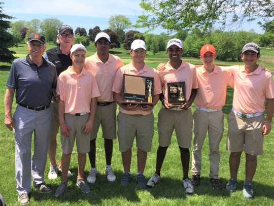 Northville wins the overall KLAA championship based